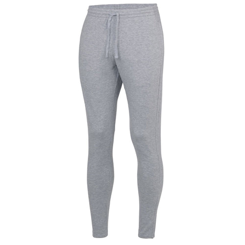 AWDis Just Cool Tapered Cool Gym Jog Pants JC082 Grey-Custom Teamwear