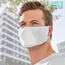 Load image into Gallery viewer, Result Organic Natural Yarn Anti Bac Face Mask (Pack of 10) White-Custom Teamwear