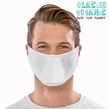 Load image into Gallery viewer, Result Organic Natural Yarn Anti Bac Face Mask (Pack of 10) Lime