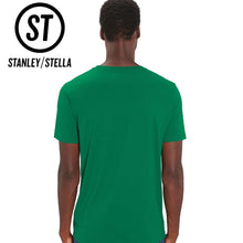 Load image into Gallery viewer, Stanley Stella Organic Cotton Unisex Iconic T-Shirt SX001 Heather Grape-Custom Teamwear