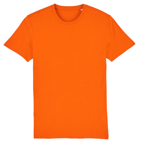 Stanley Stella Organic Cotton Unisex Iconic T-Shirt SX001 Orange