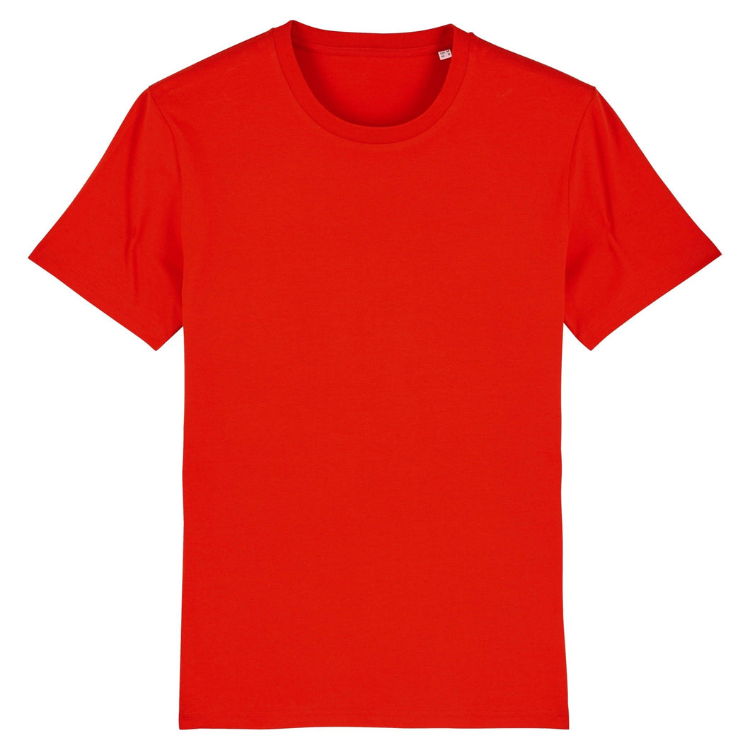 Stanley Stella Organic Cotton Unisex Iconic T-Shirt SX001 Bright Red