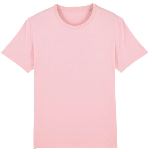 Stanley Stella Organic Cotton Unisex Iconic T-Shirt SX001 Cotton Pink
