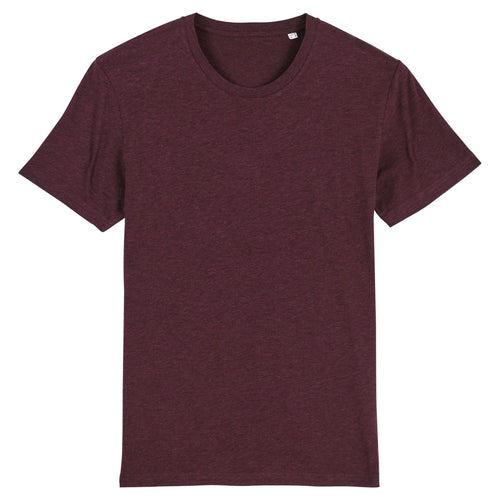 Stanley Stella Organic Cotton Unisex Iconic T-Shirt SX001 Heather Grape