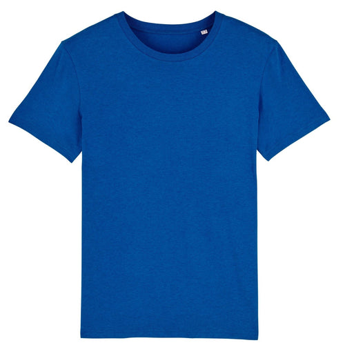 Stanley Stella Organic Cotton Unisex Iconic T-Shirt SX001 Heather Blue