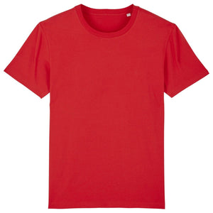 Stanley Stella Organic Cotton Unisex Creator Iconic T-Shirt SX001 Red-Custom Teamwear