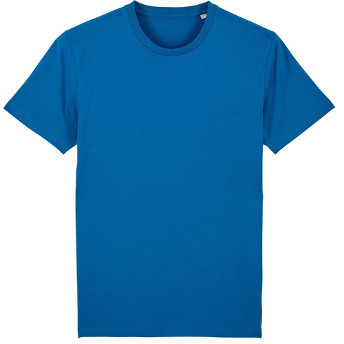 Stanley Stella Organic Cotton Unisex Iconic T-Shirt SX001 Royal Blue