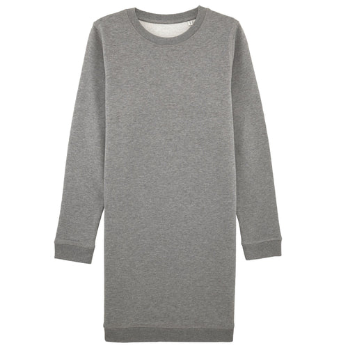 Stanley Stella Kicks Crew Neck Dress Sweater SX042 Grey