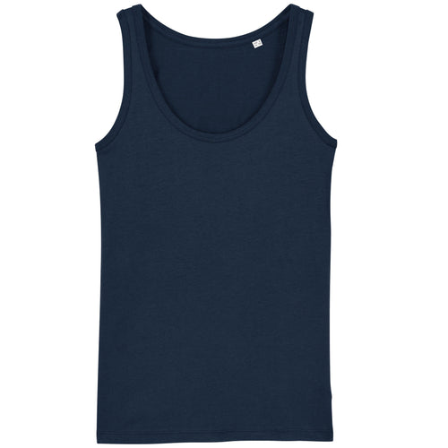 Stanley Stella Organic Ladies Dreamer Iconic Vest Top SX013 French Navy