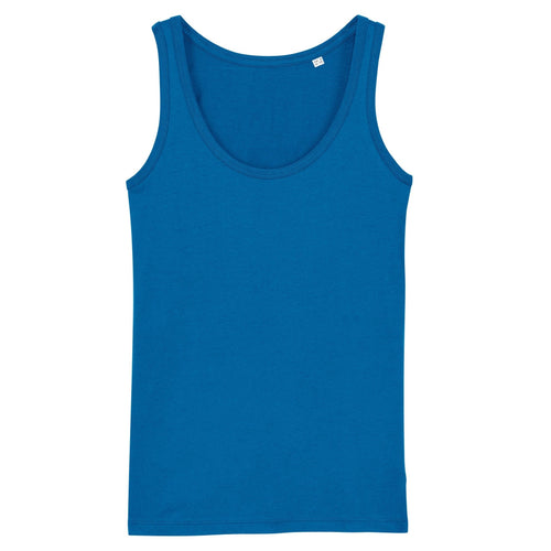 Stanley Stella Organic Ladies Dreamer Iconic Vest Top SX013 Royal Blue