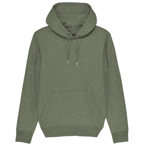 Stanley Stella Cruiser Organic Iconic Hoodie SX005 Khaki Heather-Custom Teamwear