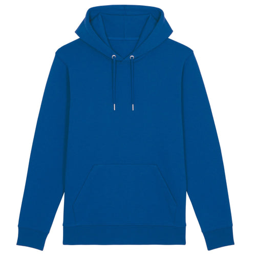 Stanley Stella Cruiser Organic Iconic Hoodie SX005 Major Blue