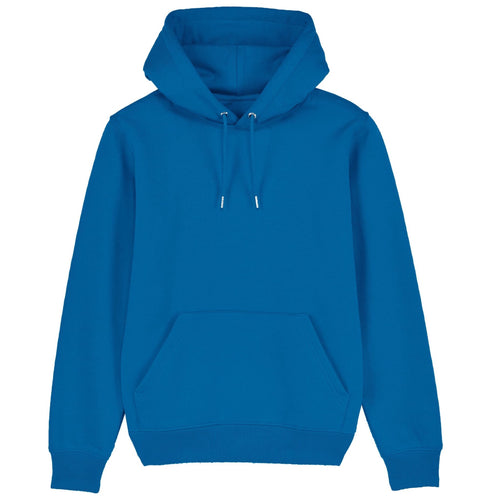 Stanley Stella Cruiser Organic Iconic Hoodie SX005 Royal Blue-Custom Teamwear