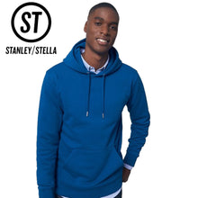Load image into Gallery viewer, Stanley Stella Cruiser Organic Iconic Hoody SX005 Bright Red