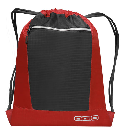 Ogio Endurance Pulse Gym Travel Pack OG025 Deep Red