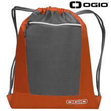 Load image into Gallery viewer, Ogio Endurance Pulse Gym Travel Pack OG025 Orange Black-Custom Teamwear