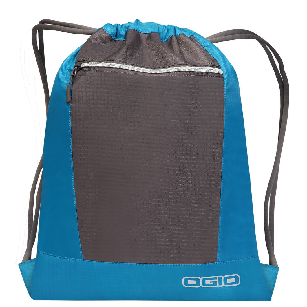 Ogio Endurance Pulse Gym Travel Pack OG025 Turquoise Blue-Custom Teamwear