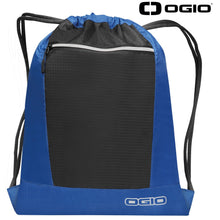 Load image into Gallery viewer, Ogio Endurance Pulse Gym Travel Pack OG025 Cobalt Blue-Custom Teamwear