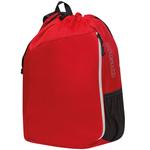 Ogio Endurance Sonic Sports Technical  Backpack OG026 Red Black