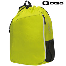 Load image into Gallery viewer, Ogio Endurance Sonic Sports Technical  Backpack OG026 Lime Black