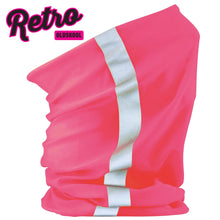 Load image into Gallery viewer, Beechfield High Viz Reflective Face Covering Scarf 3 Colours BC950-Custom Teamwear