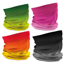 Load image into Gallery viewer, Beechfield Morf Scarf Face Covering Multi Colour/ Purpose BC905-Custom Teamwear