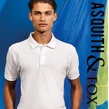 Load image into Gallery viewer, Asquith & Fox Mens Fashion Polo Shirt AQ010 Slate Green-Custom Teamwear