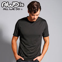 Load image into Gallery viewer, AWDis Just Cool 100% Polyester T-Shirt JC001 Charcoal-Custom Teamwear