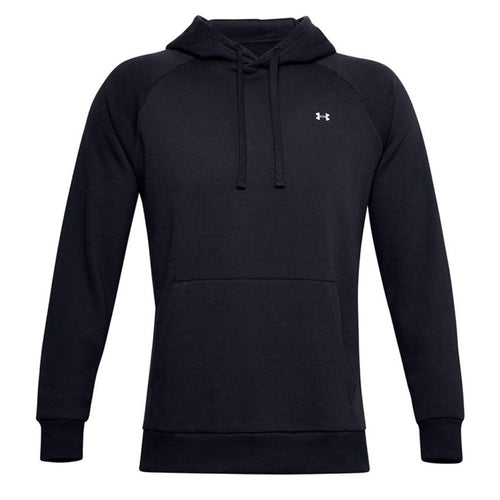 Under Armour Rival Fleece Atheltic Hoody UA002 Black-Custom Teamwear