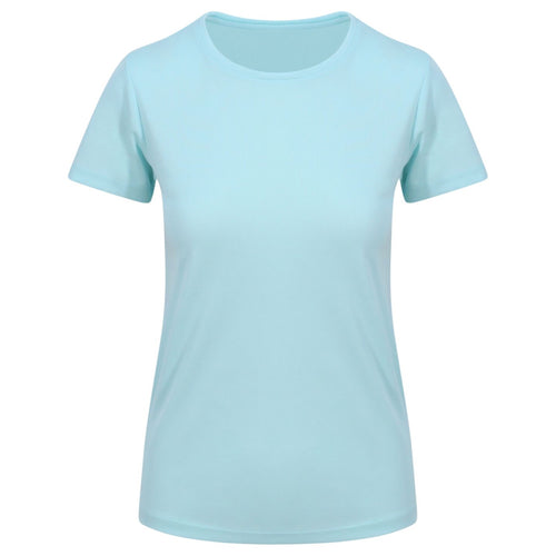 AWDis Just Cool Girlie Technical T-Shirt JC005 Mint Green-Custom Teamwear