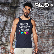 Load image into Gallery viewer, AWDis Just Cool Polyester Vest Top JC007 White-Custom Teamwear