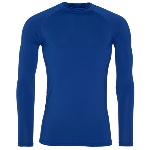 AWDis Just Cool Long Sleeve Base Layer JC018 Royal Blue-Custom Teamwear