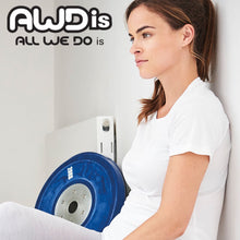 Load image into Gallery viewer, AWDis Just Cool Smooth 100% Polyester T-Shirt JC025 Black-Custom Teamwear