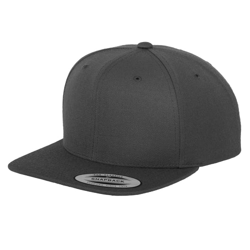 Classic Snapback YP001 BY FLEXFIT Yupoong Dark Grey-Custom Teamwear