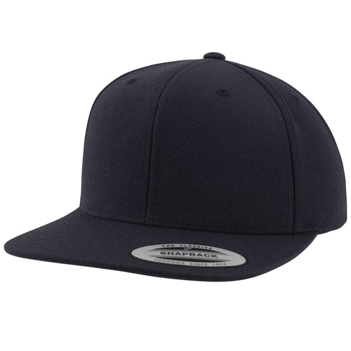 Classic Snapback YP001 BY FLEXFIT Yupoong Dark Navy-Custom Teamwear