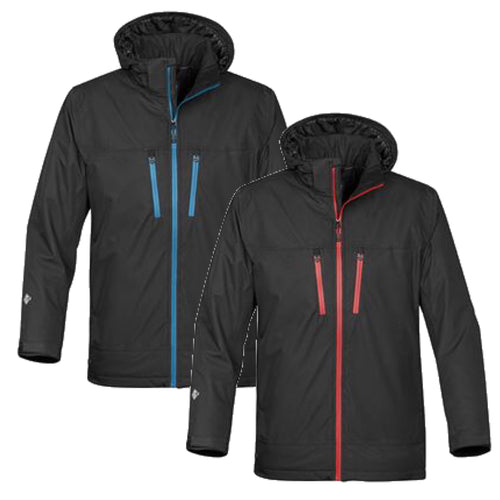 StormTech Snow Burst Thermal Shell Long Jacket - BrandClearance
