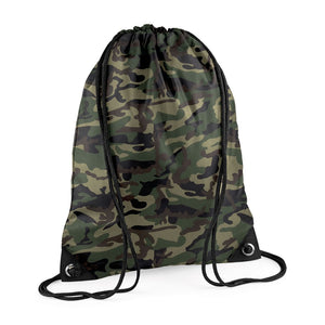 BagBase Premium Gymsac Event Bag (Multiple Colours) BG010