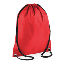 Load image into Gallery viewer, BagBase Budget Gymsac Choice of Colours BG005