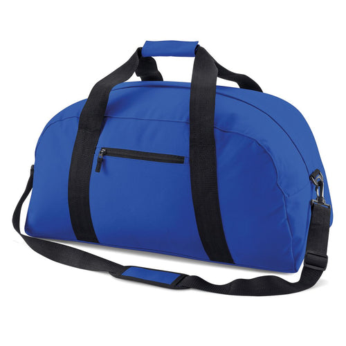 BagBase Classic Holdall Travel Bag BG022 Royal Blue-Custom Teamwear