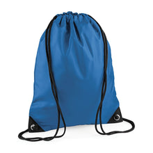 Load image into Gallery viewer, BagBase Premium Gymsac Event Bag (Multiple Colours) BG010
