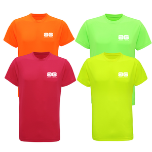 Adonis & Grace Neon Training (Slim Fit) T Shirts - BrandClearance