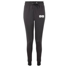 Load image into Gallery viewer, Adonis & Grace Fitted Slim Joggers Black-Custom Teamwear