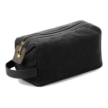 Load image into Gallery viewer, Adonis & Grace Heritage Canvas Wash Bag