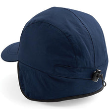 Load image into Gallery viewer, Rural Apparel Mountain Style Outdoor Cap Navy - BrandClearance