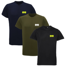 Load image into Gallery viewer, Adonis & Grace Training Slim Fit T Shirt Running Gym Top Olive-Custom Teamwear