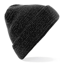 Load image into Gallery viewer, Beechfield Reflective Double Layer Beanie BC407-Custom Teamwear