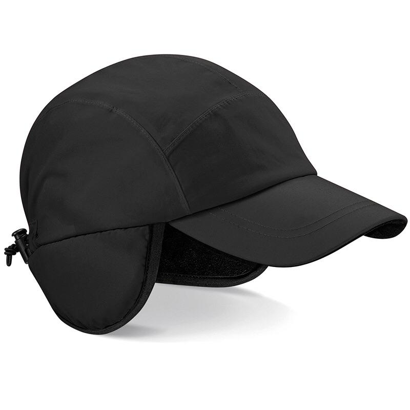 Rural Apparel Mountain Style Outdoor Cap Black - BrandClearance