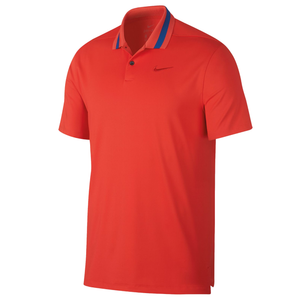 Nike Dri Vapor Mens Golf Polo NK310 Red Golf
