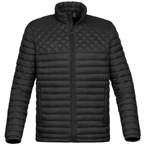StormTech Equinox Thermal Winter Softshell ST169 Black-Custom Teamwear