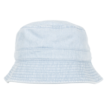 Load image into Gallery viewer, Flexfit Denim Bucket Cargo Hat YP070-Custom Teamwear